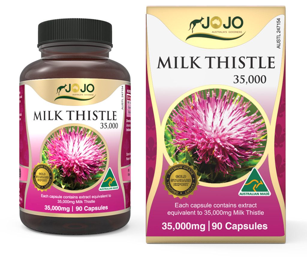 Milk Thistle 35,000mg 90 Capsules