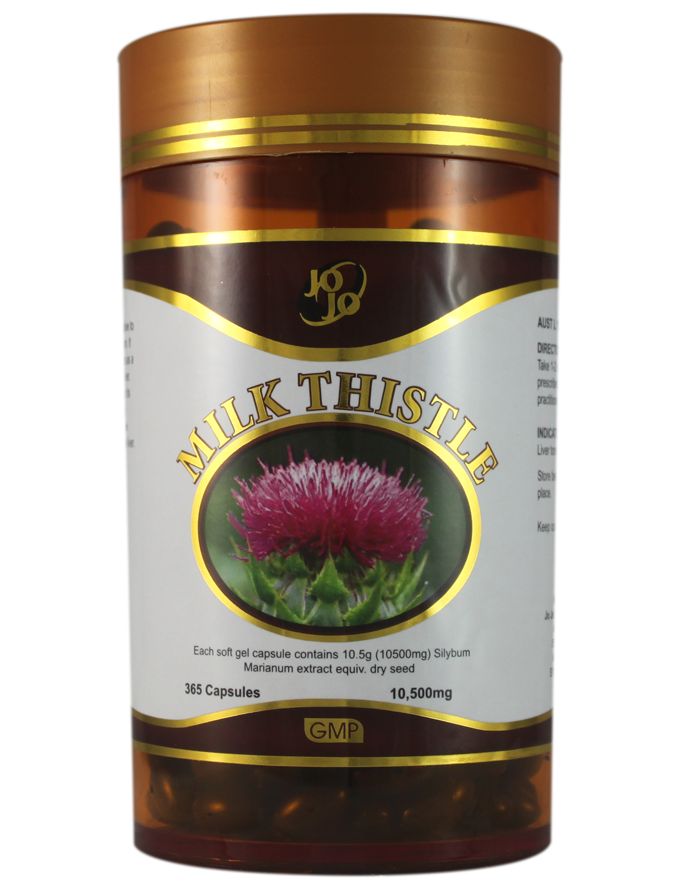 Milk Thistle 10,500mg