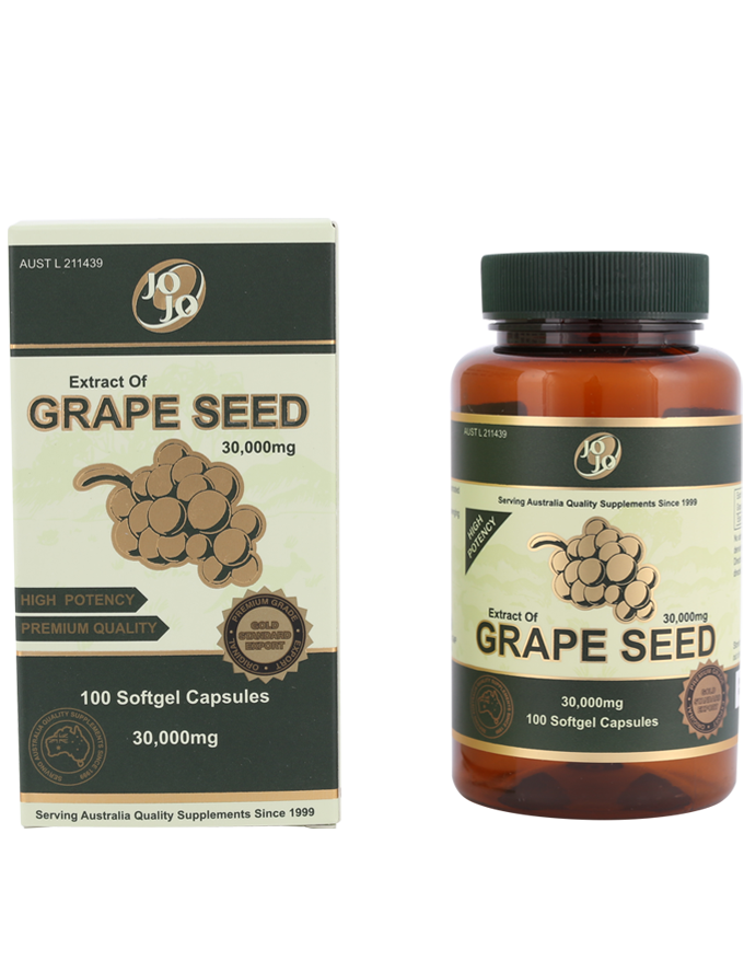 Grape Seed Extract 30,000mg
