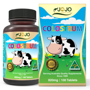 Colostrum Kids 820mg 100 Tablets